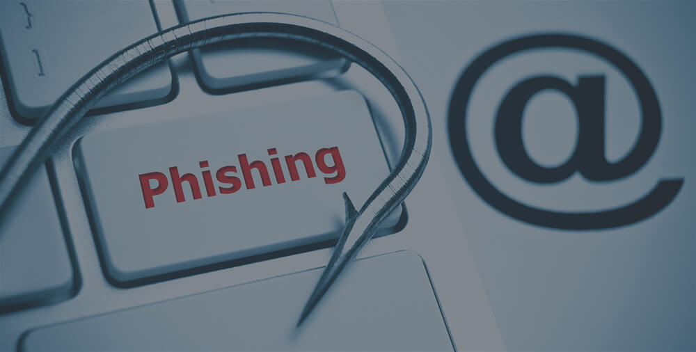 Be alert for phishing scams while working from home